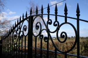 wrought iron gates amersham