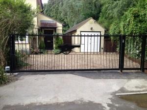 automatic gates ascot