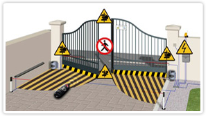 Automated Gate Safety High Wycombe