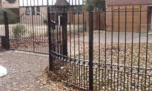 metal railings great missenden