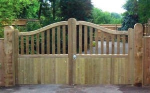 wooden gates beaconsfield